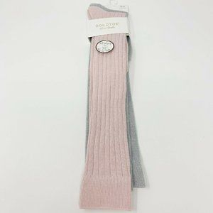 Gold Toe Ulta Soft Stella Knee High Two Pack